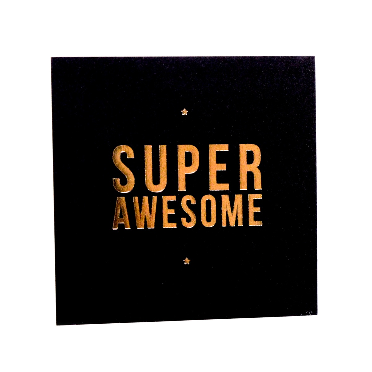 "Stickers ""SUPER AWESOME"" (per 20)"